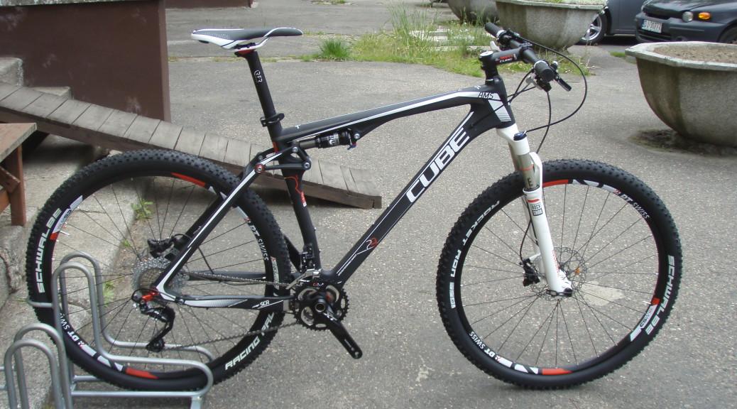 On One Bikes >> Cube AMS 100 Super HPC Race 29 Blackline bike 2014 | gawelp.com