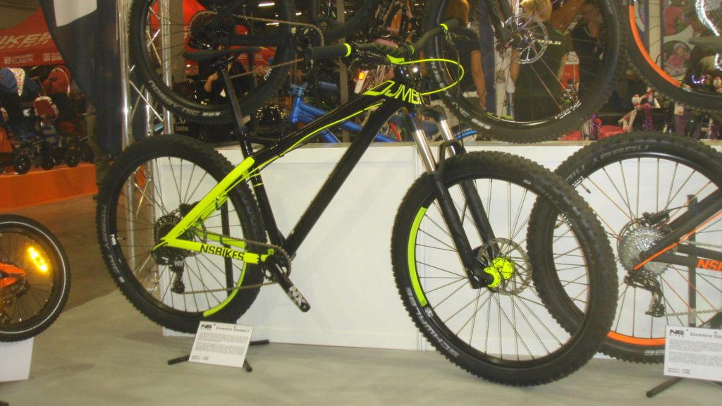 NS Bikes Djambo 1